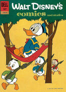 Walt Disney's Comics and Stories Vol 1 263