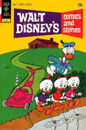 Walt Disney's Comics and Stories Vol 1 381