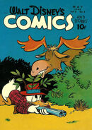 Walt Disney's Comics and Stories Vol 1 68