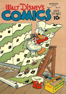 Walt Disney's Comics and Stories Vol 1 83