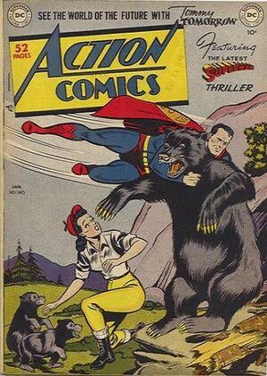 Action Comics Vol 1 140