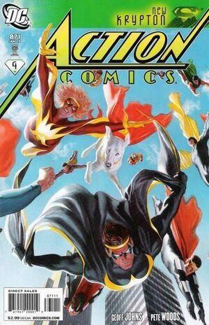 Action Comics Vol 1 871