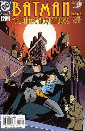 Batman Gotham Adventures Vol 1 26