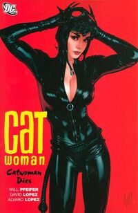 Catwoman Catwoman Dies Vol 1 1