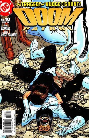 Doom Patrol Vol 4 10