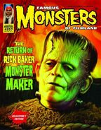 Famous Monsters of Filmland Vol 1 257-B
