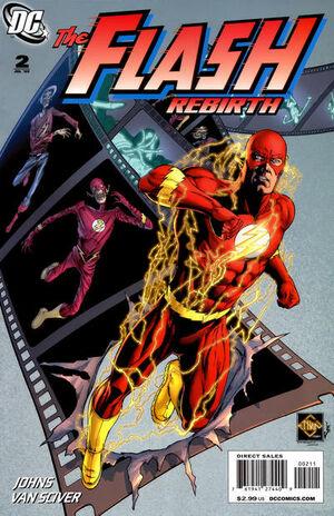 Flash Rebirth Vol 1 2
