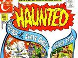 Haunted Vol 1 1