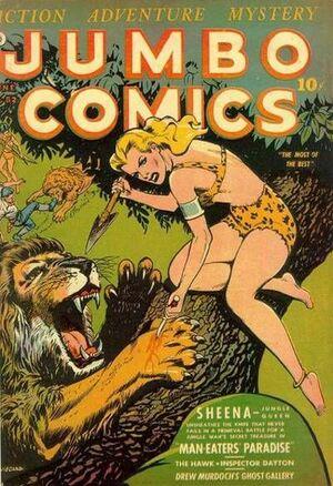 Jumbo Comics Vol 1 52
