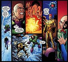 Luthors in Infinite Crisis
