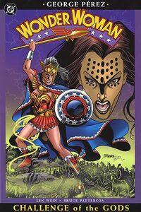 Wonder Woman Challenge of the Gods