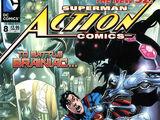 Action Comics Vol 2 8