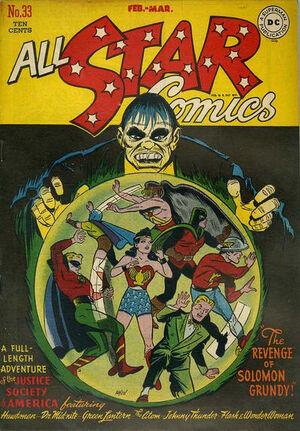 All-Star Comics Vol 1 33