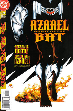 Azrael Agent of the Bat Vol 1 50