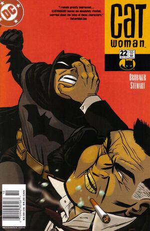 Catwoman Vol 3 22