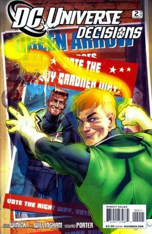 DC Universe Decisions Vol 1 2
