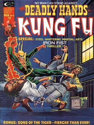 Deadly Hands of Kung Fu Vol 1 10