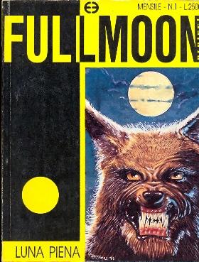 Fullmoon Project Vol 1 1