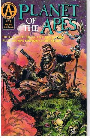 Planet of the Apes (Adventure) Vol 1 13
