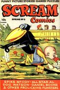 Scream Comics (1944) Vol 1 3