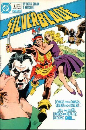 Silverblade Vol 1 7