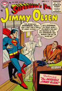 Superman's Pal, Jimmy Olsen Vol 1 12