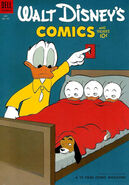 Walt Disney's Comics and Stories Vol 1 166