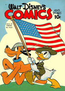 Walt Disney's Comics and Stories Vol 1 22
