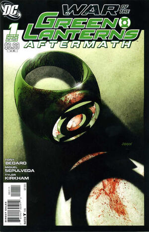 War of the Green Lanterns Aftermath Vol 1 1