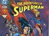 Adventures of Superman Vol 1 531