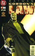 Batman Gordon's Law Vol 1 1