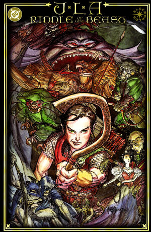 JLA Riddle of the Beast Vol 1 1