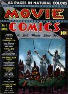 Movie Comics Vol 1 1