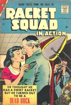 Racket Squad in Action Vol 1 26