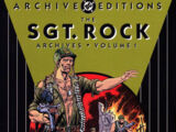Sgt. Rock Archives Vol 1