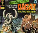 Tales of Sword and Sorcery Dagar the Invincible Vol 1