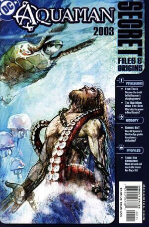 Aquaman Secret Files and Origins Vol 1 2003