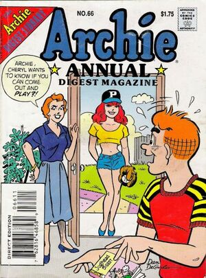 Archie Annual Digest Vol 1 66