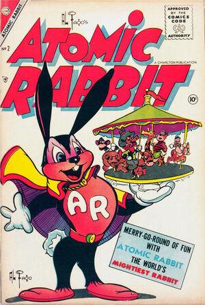 Atomic Rabbit Vol 1 2
