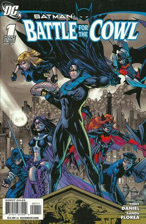 Batman Battle for the Cowl Vol 1 1