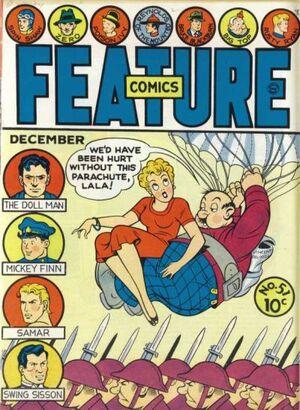 Feature Comics Vol 1 51