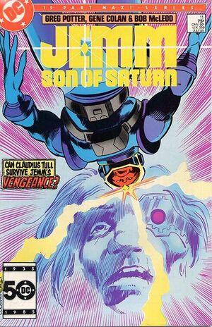 Jemm, Son of Saturn Vol 1 11