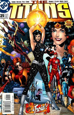 Titans (DC) Vol 1 25