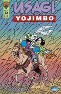 Usagi Yojimbo Vol 2 13