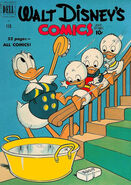 Walt Disney's Comics and Stories Vol 1 125