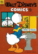 Walt Disney's Comics and Stories Vol 1 156