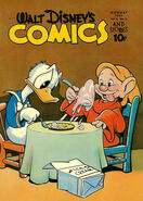 Walt Disney's Comics and Stories Vol 1 47
