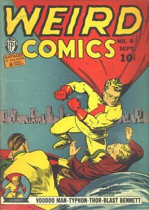 Weird Comics Vol 1 6