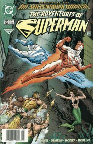 Adventures of Superman Vol 1 557