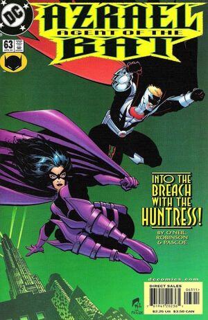 Azrael Agent of the Bat Vol 1 63